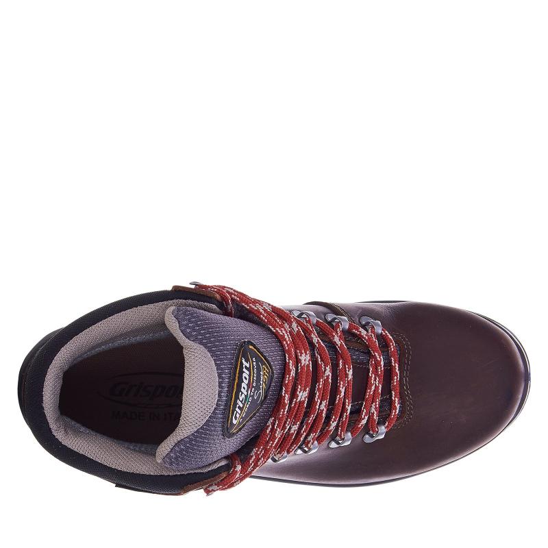 Dámska turistická obuv stredná GRISPORT-Rima brown -