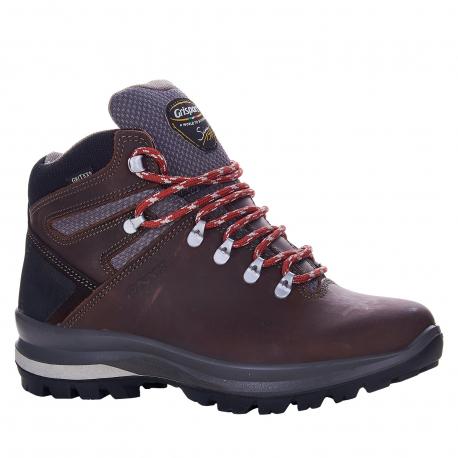Dámská turistická obuv střední Grisport-Rima brown