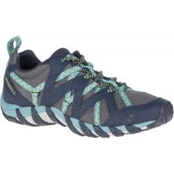 Dámská turistická obuv nízká MERRELL-Waterpro Maipo 2 navy / smoke