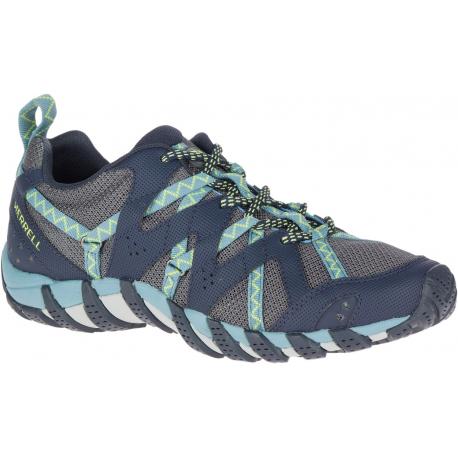Dámska turistická obuv nízka MERRELL-WATERPRO MAIPO 2 navy/smoke