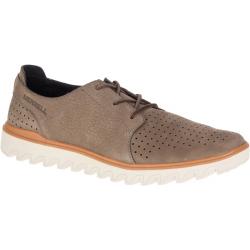 Pánská vycházková obuv MERRELL-DOWNTOWN LACE Merrell stone