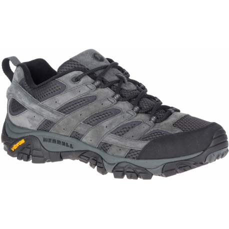Pánska turistická obuv nízka MERRELL-MOAB 2 VENT granite