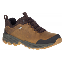 Pánska turistická obuv nízka MERRELL-FORESTBOUND WTPF merrell tan