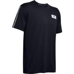 Pánske tréningové tričko s krátkym rukávom UNDER ARMOUR-UA ORIGINATORS SHOULDER SS-BLK