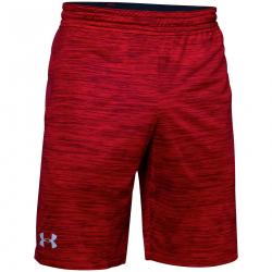 Pánske tréningové kraťasy UNDER ARMOUR-MK1 Twist Shorts-RED