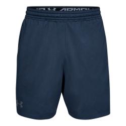 Pánske tréningové kraťasy UNDER ARMOUR-MK1 7in Shorts-NVY