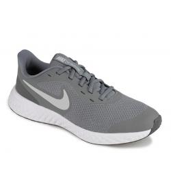Juniorská sportovní obuv NIKE-Revolution 5 GS grey