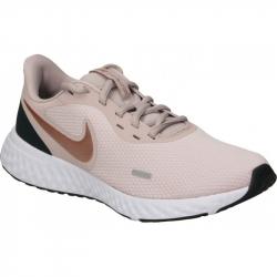 Dámska športová obuv (tréningová) NIKE-Wmns Revolution 5 barely rose/red bronze