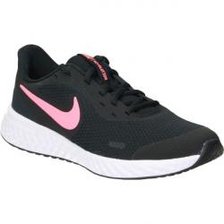 Juniorská športová obuv (tréningová) NIKE-Revolution 5 GS black