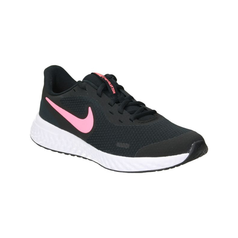 Juniorská sportovní obuv (tréninková) NIKE-Revolution 5 GS black -