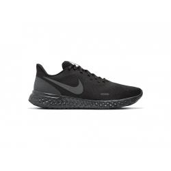 Pánska športová obuv NIKE-Revolution 5 black/anthracite