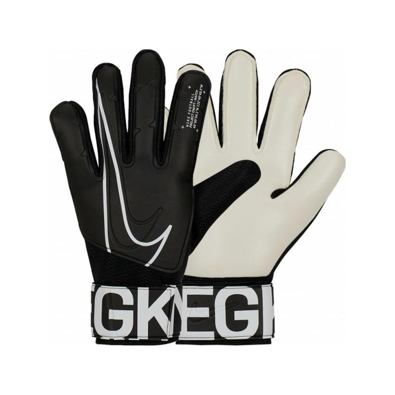 NIKE-NK GK MATCH-FA19 Black 9 Čierna