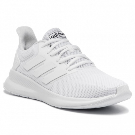 Pánska športová obuv (tréningová) ADIDAS-Runfalcon ftwwht/ftwwht/ftwwht