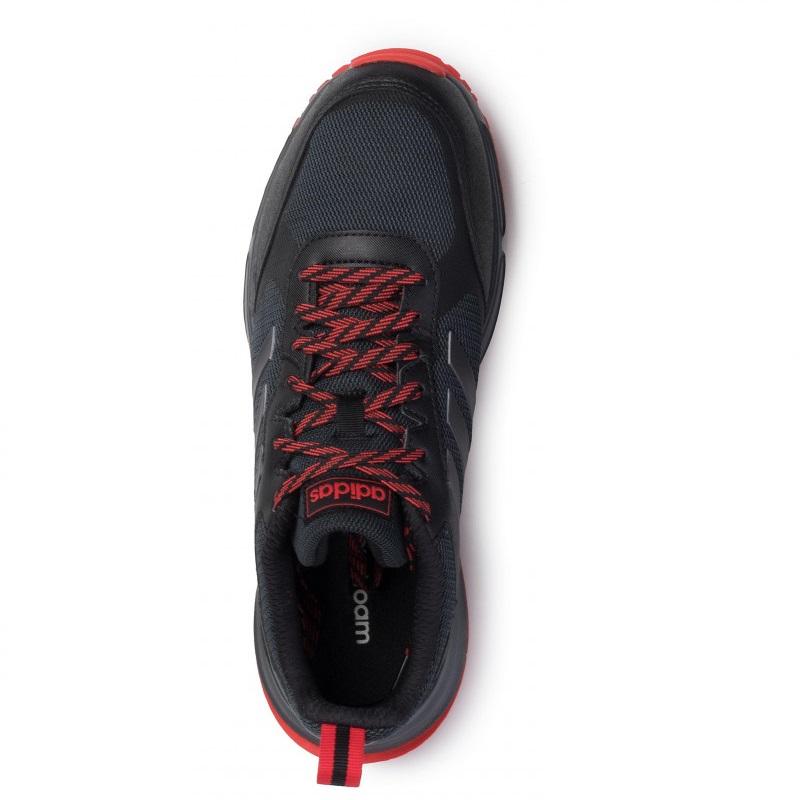Pánska trailová obuv ADIDAS-Rockadia Trail 3.0 cblack/ngtmet/gresix -