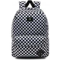 Ruksak VANS-OLD SKOOL III BACKPACK BLACK-WHITE CHECK