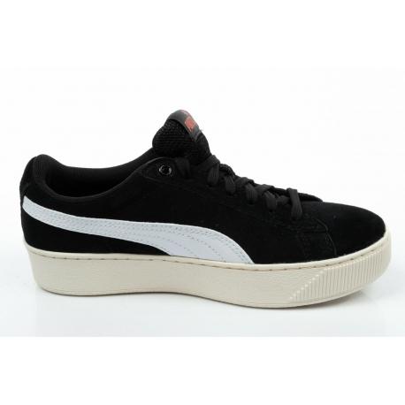 Dámska vychádzková obuv PUMA-Vikky Platform Its Black