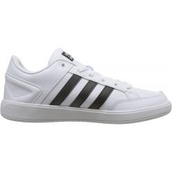 Vycházková obuv ADIDAS-Cloadfoam All Court leather white