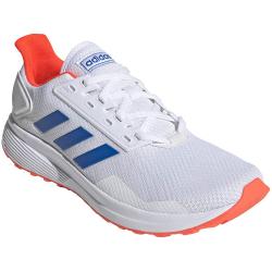 Pánska športová obuv (tréningová) ADIDAS-Duramo 9 ftwwht/globlu/solred