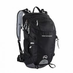 Turistický ruksak NORTHFINDER-OAKVILLE-25 Black