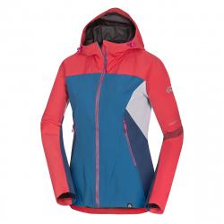 Dámska turistická softshellová bunda NORTHFINDER-RONDA-blue
