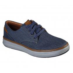 Pánská rekreační obuv SKECHERS-MORENO EDERSON NVY