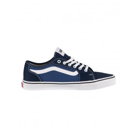 Pánska rekreačná obuv VANS-MN Filmore Decon-(CANVAS) DRESS BLS/TR NVY