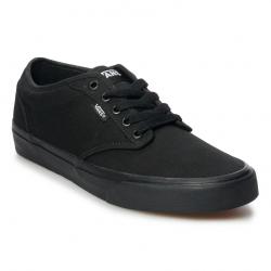 Pánská rekreační obuv VANS-MN Atwood- (Canvas) Black / Black (EX)