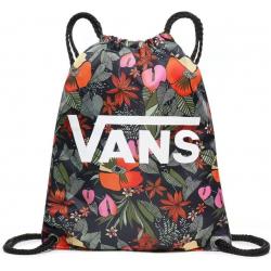 Dámske vrecko na prezúvky VANS-WM BENCHED BAG-MULTI TROPIC DRESS BLUES