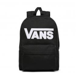 Dětský batoh VANS-BY NEW Skool BACKPACK BOYS-Black / White