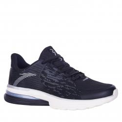 Pánska športová obuv (tréningová) ANTA-Caspana black/charcoal gray/beige