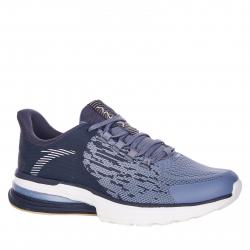 Pánská tréninková obuv ANTA-Caspana pale Gray / charcoal gray / beige