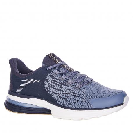 Pánska športová obuv (tréningová) ANTA-Caspana pale Gray/charcoal gray/beige