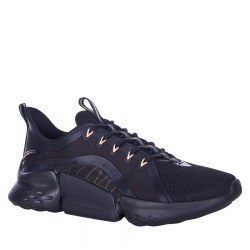 Dámska športová obuv (tréningová) ANTA-Atica black/orange