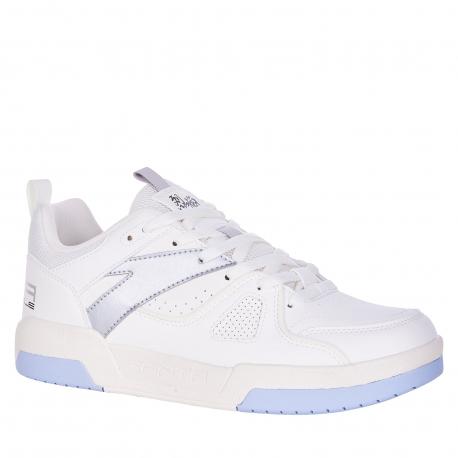 Pánska rekreačná obuv ANTA-Timboy beige/blue