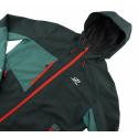 Pánska turistická bunda HANNAH-SWAN-green gables/fir -