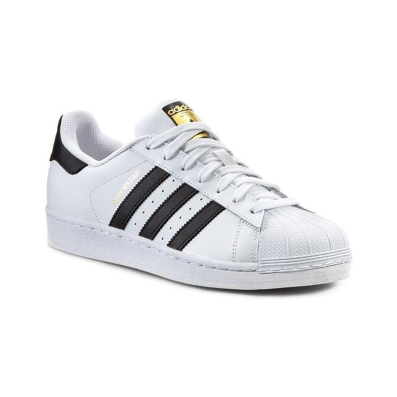Pánska vychádzková obuv ADIDAS ORIGINALS-Superstar ftwwht/cblack/ftwwht -