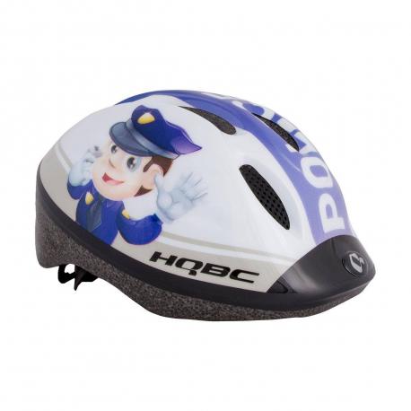 Detská cyklistická prilba HQBC-Prilba FUNQ Policeman