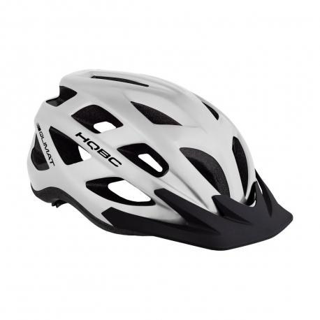 Cyklistická prilba HQBC-Prilba QLIMAT biela matná White