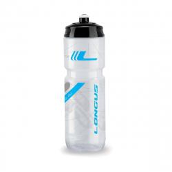 Cyklistická fľaša LONGUS-Fľaša TESA číra/modrá 25004