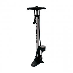 Cyklistická pumpa LONGUS-Pumpa STEP AL s manometrom 160 DVN ventil
