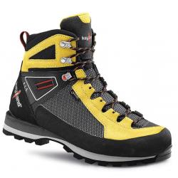 Pánská turistická obuv vysoká KAYLAND-CROSS MOUNTAIN GTX YELLOW