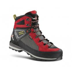 Pánska turistická obuv vysoká KAYLAND-CROSS MOUNTAIN GTX RED