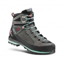 Dámska turistická obuv vysoká KAYLAND-CROSS MOUNTAIN WS GTX GREY