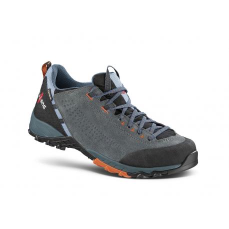 Pánska turistická obuv nízka KAYLAND-ALPHA GTX DARK BLUE