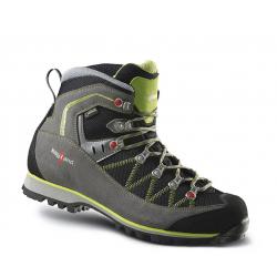 Pánska turistická obuv vysoká KAYLAND-PLUME MICRO GTX GREY LIME