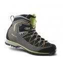 Pánska turistická obuv vysoká KAYLAND-PLUME MICRO GTX GREY LIME -