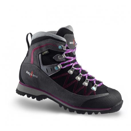Dámska turistická obuv vysoká KAYLAND-PLUME MICRO WS GTX GREY grey