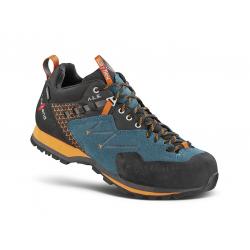 Pánska turistická obuv nízka KAYLAND-VITRIK GTX TEAL BLUE