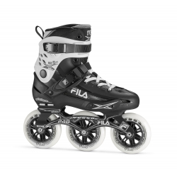 Fitness kolieskové korčule FILA SKATES-HOUDINI PRO BLACK/WHITE