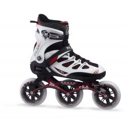 Fitness kolieskové korčule FILA SKATES-GHIBLI VERSO BLACK/WHITE/RED